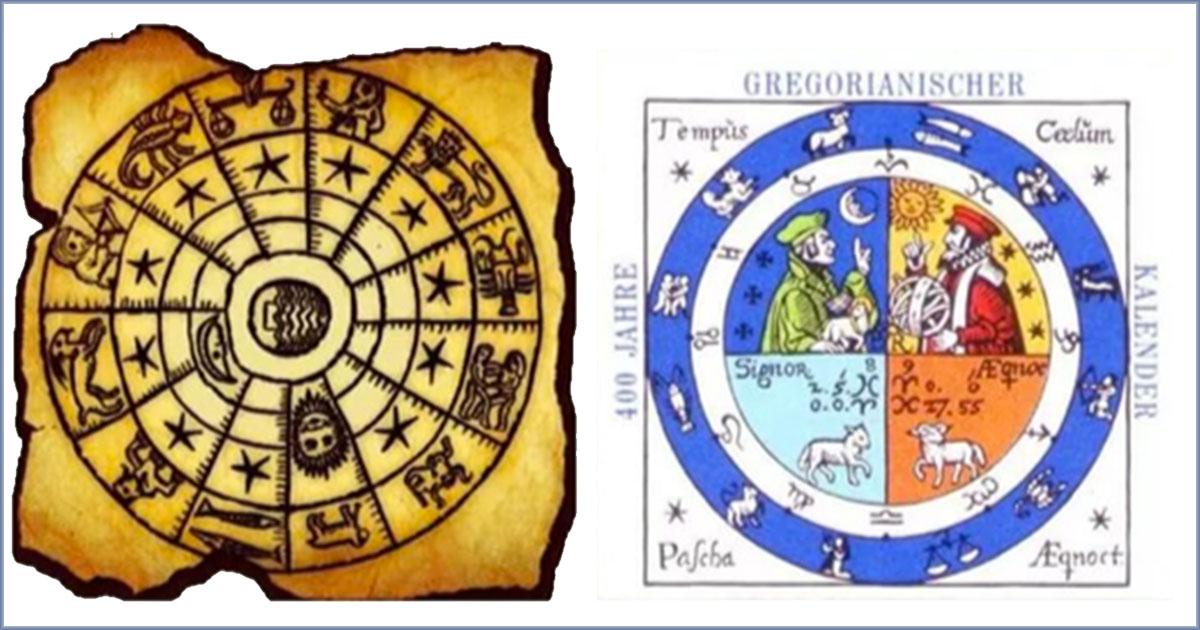 Julian and Gregorian Calendars
